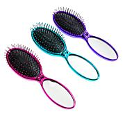 Wet Brush Pop Fold Metallic Trio