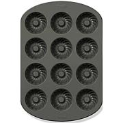 Wilton 12-Cavity Mini Fluted Muffin Pan