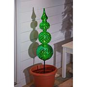 Wind and Weather Oversized LED Ornament with 6-Hour Timer