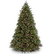 Winter Lane 7-1/2' Jersey Fraser Feel-Real Hinged Tree