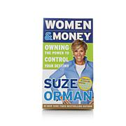 """Women & Money-Control Your Destiny"" Book by Suze Orman"