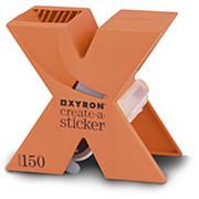 Xyron 150 Create-A-Sticker Machine - 1.5X20' Permanent - Assorted C...