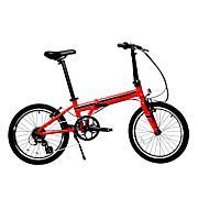Zizzo Urbano 8-speed Aluminum Folding Bike