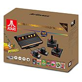 Atari Flashback 8 Gold Deluxe w/2 Controllers+120 Games