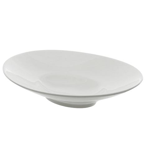 10 Strawberry St Whittier Shallow 8 oz. Oval Bowl - 2