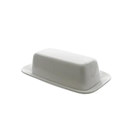 10 Strawberry Street Whittier Covered Butter - Set of 2