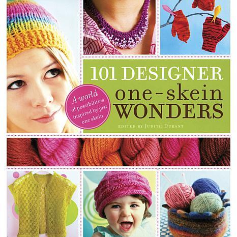 """""""101 Designer One-Skein Wonders"""""""