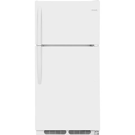 14.6 Cu. Ft. Top Mount Refrigerator - White