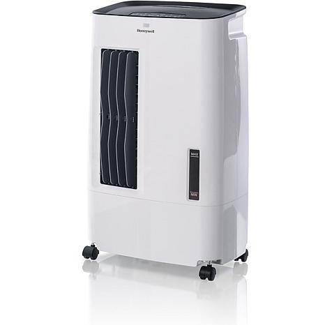 176 CFM Indoor Evaporative Air Cooler (Swamp Cooler) with Remote Co...