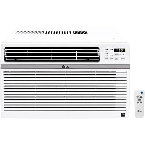 18 000 BTU 230V Window-Mounted Air Conditioner with Remote Control