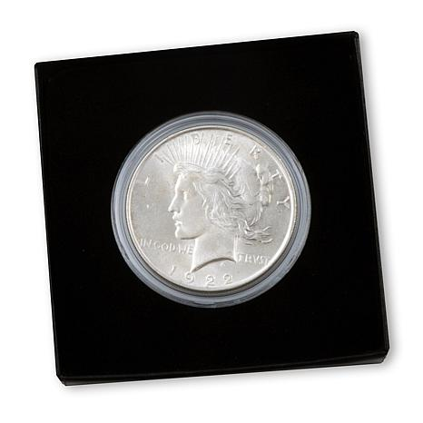 1922 Uncirculated Silver Peace Dollar