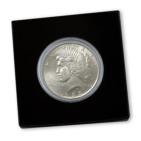 1923 Uncirculated Silver Peace Dollar