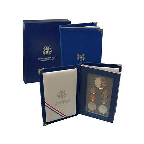 1993 S-Mint Prestige Proof Set