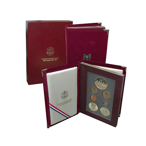 1996 S-Mint Prestige Proof Set