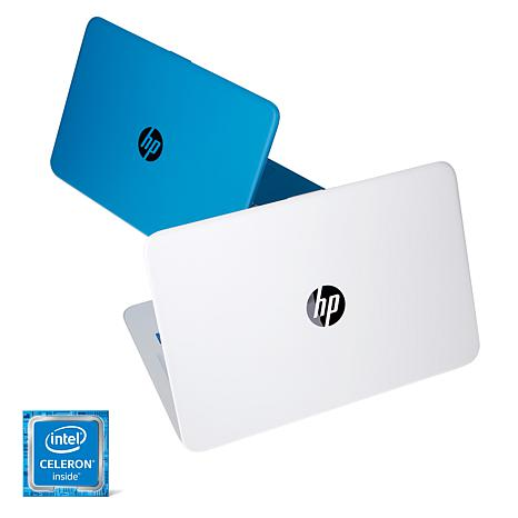 """2-pack HP Stream 14"""" Laptops w/Office and TechSupport"""