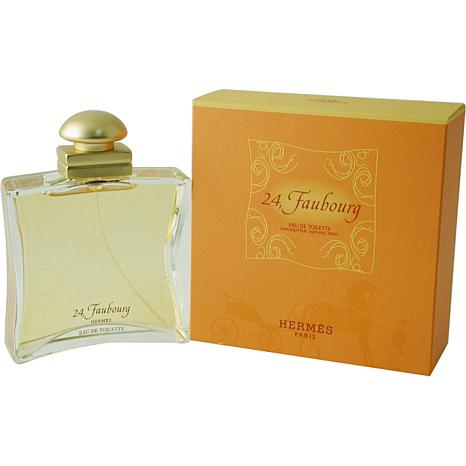 24 Faubourg by Hermes EDT Spray for Women 1.6 oz.