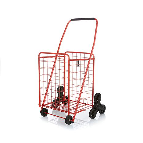 3wheel folding cart with nylon liner