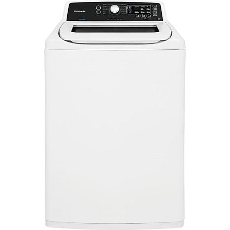 4.1 Cu. Ft. High-Efficiency Top Load Washer - White
