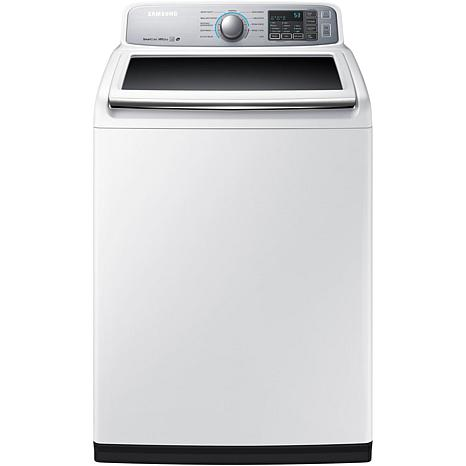 5.0 Cu. Ft. Capacity Top Load Washer - White