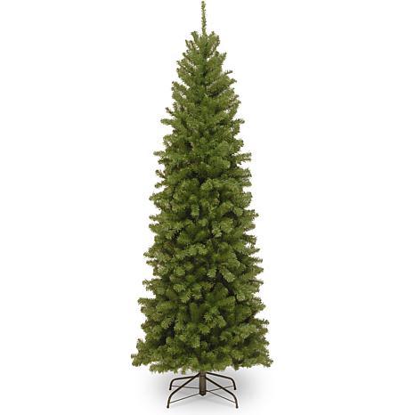 6.5' North Valley® Spruce Pencil Slim Tree