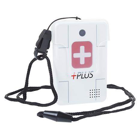 911 Help Now Plus Emergency Communicator with Alarm and Flashlight