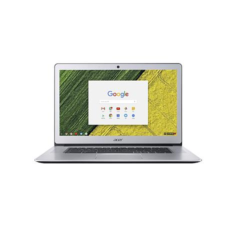 "Acer Chromebook 15"" Intel Pentium 4GB/32GB Touchscreen Laptop"