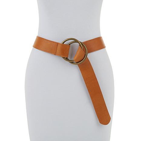 ADA Collection Josie Argentinean Leather Belt