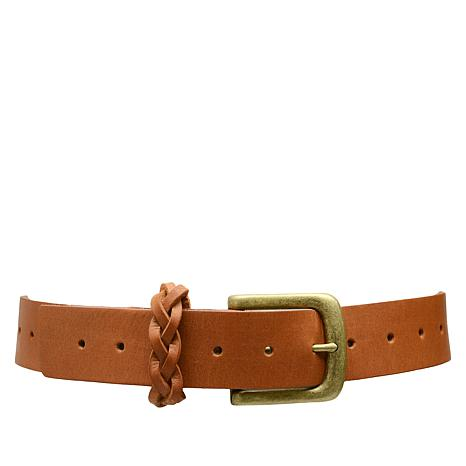 ADA Collection Tough Guy Argentinean Leather Belt