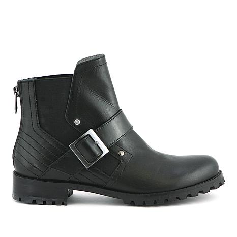 Adrienne Vittadini Donnie Leather Boot