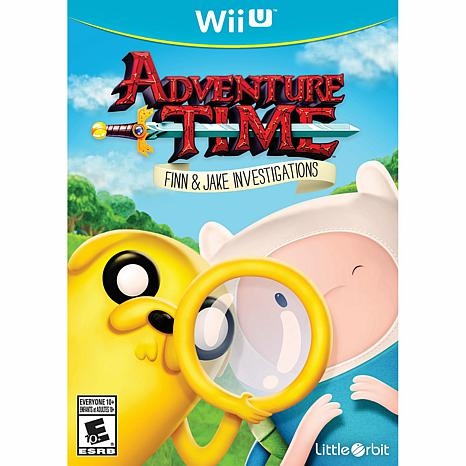 Adventure Time: Finn & Jake Investigations - Wii U