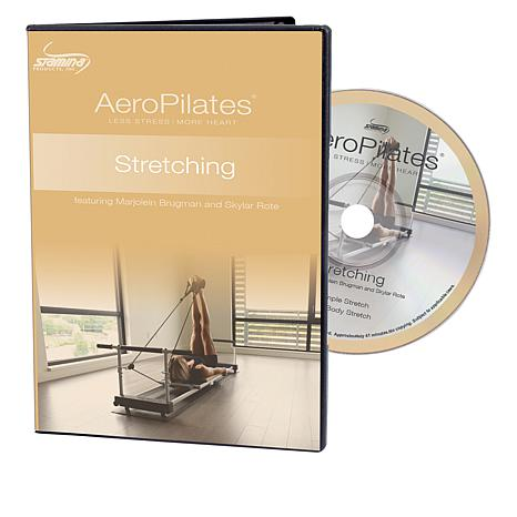 AeroPilates Stretching DVD