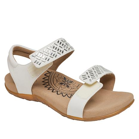 Aetrex® Marcy Orthotic Sandal