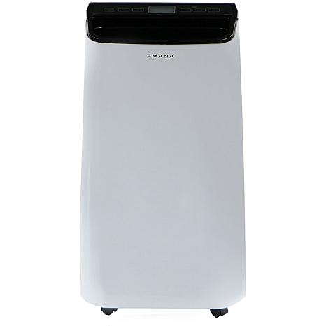 Amana Portable Air Conditioner & Remote for Rooms Up to 250 Sq. Ft.