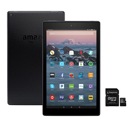 exclusive! Amazon Fire HD 10