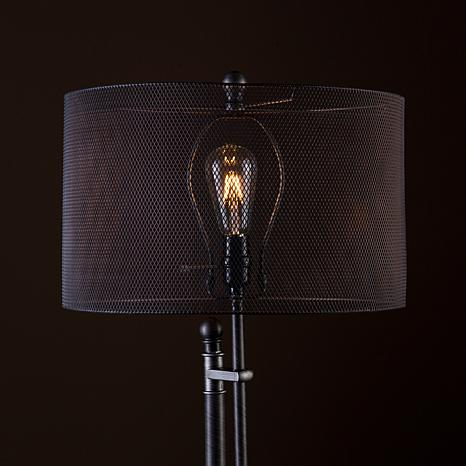 amburg edison bulb floor lamp d 20160629134614083. Black Bedroom Furniture Sets. Home Design Ideas