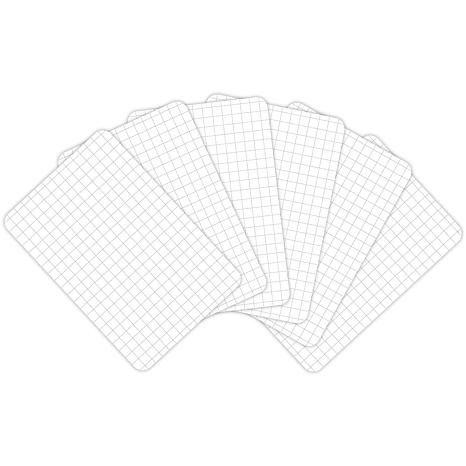 """American Crafts Project Life 4"""" x 6"""" Grid Cards"""