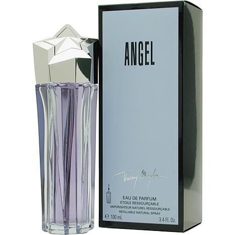 Angel By Thierry Mugler Eau De Parfum Spray Refillable 34 Oz For