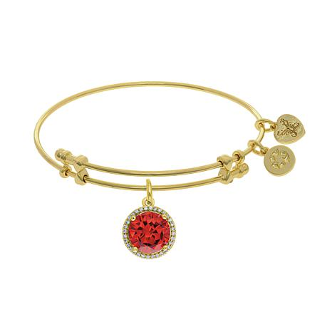 Angelica July Birthstone-Inspired Bracelet