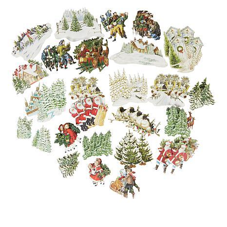 Anna Griffin® 120-piece Mini Snow Globe Stickers
