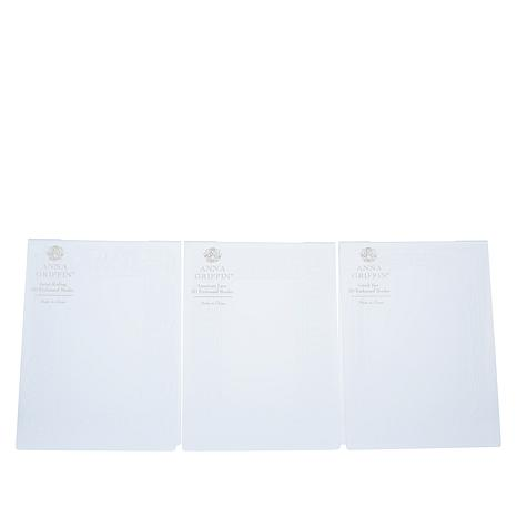 Anna Griffin® 3-piece 3D Frame Embossing Folders
