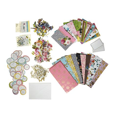 Anna Griffin 3d Explosion Card Making Kit 8694057 Hsn