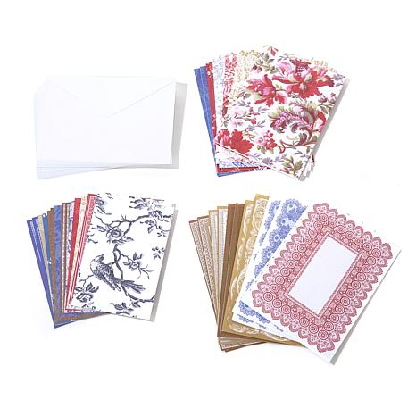 Anna Griffin® Vintage French Cards, Layers & Envelopes