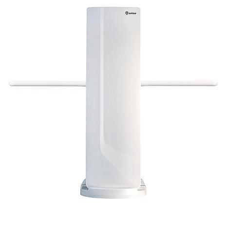 ANTOP Indoor/Outdoor HDTV Antenna with 65-Mile Range and Voucher
