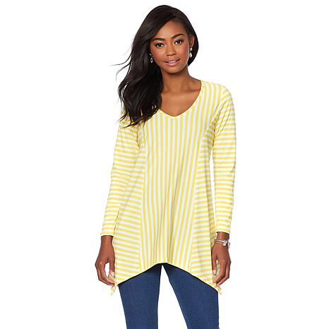 "Antthony ""Castaway"" Striped Tunic"