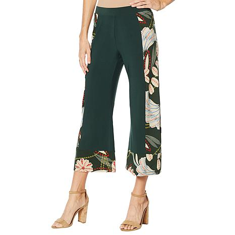 Antthony Contrast Culottes