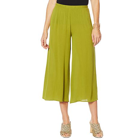 """Antthony """"Culturally Styled"""" Cropped Palazzo Pant"""