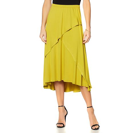 "Antthony ""Ease Into Style"" Double Layered Skirt"