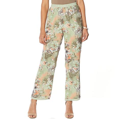 """Antthony """"Natural Flow"""" Reversible Palazzo Pant"""