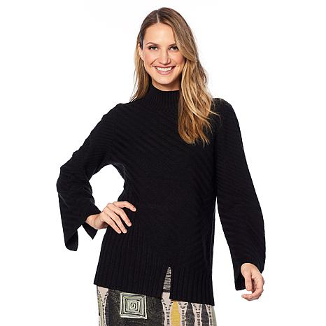 """Antthony """"Thrill Me"""" Chunky Knit Sweater"""