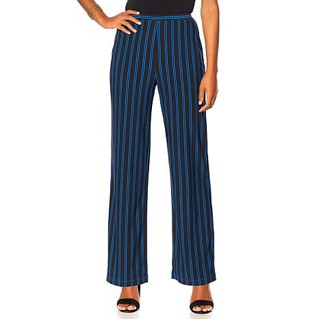 """Antthony """"Timeless Textures"""" Printed Pull-On Pant"""